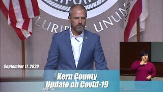 Kern County Public Health update