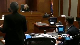 UA coach on trial: Victim first to testify - Video