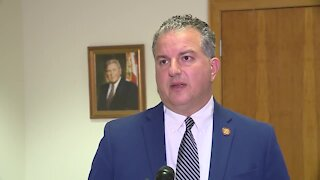 WEB EXTRA: Florida CFO Jimmy Patronis sends letter to IOC asking Tokyo Olympics be held in Florida