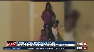 Mother still looking for answers in daughter's 2013 homicide