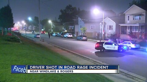 'I'm scared': Man injured in south side road rage shooting