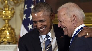 Barack Obama Formally Puts His Support Behind Joe Biden