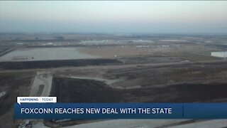 Vote expected Tuesday on new scaled-back Foxconn/Wisconsin agreement