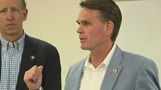 Macomb County Executive Mark Hackel responds to Warren Mayor Jim Fouts' Facebook post - Video