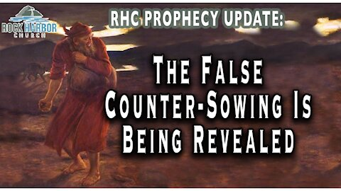The False Counter - Sowing is Being Revealed