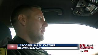 Iowa move over law becomes stricter - Video