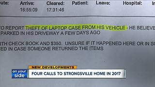 Four calls to Strongsville home in 2017 - Video