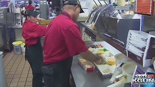 Chamber of Commerce sues to block minimum wage increase