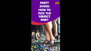 Top 3 Helpful Ideas To Pick Awesome Party Shoes