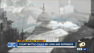 Court battle could be long and expensive - Video