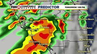 More Rain on Sunday - Video