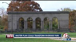 Riverside Park to see major upgrade if plan approved - Video
