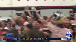 Pomona high school basketball players inspires those around him - Video
