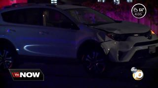 Teen battling life-threatening injuries after El Cajon collision - Video