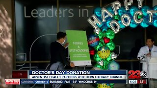 Kern's Kindness: Adventist Health Doctor's Day donation
