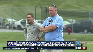 Westminster starts season with new coach and new quarterback