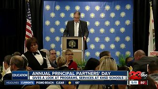 Kern High School District hosts annual Principal Partner's Day