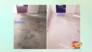 A Clean Home Starts With Your Carpet