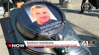 Patriot's Run honors those lost on 9/11, closer to home - Video