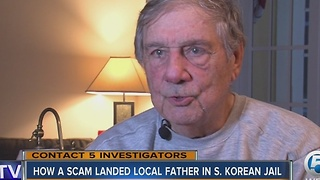 How a scam landed local father in S. Korean jail - Video