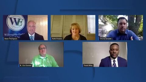 Facebook Live roundtable with 4 local superintendents about getting safely back to school