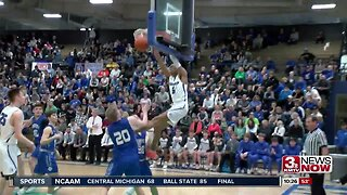 H.S. District Basketball Highlights 3/3/2020