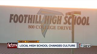 Foothill High School changes culture after multiple fights last year - Video