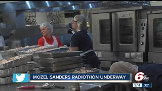 Mozel Sanders foundation raising money for its 47th annual Thanksgiving Day dinner - Video