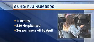 Flu bigger than coronavirus