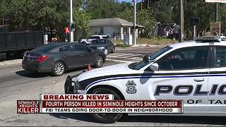 Police: 4th person killed in Seminole Heights since October - Video