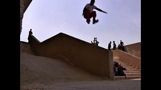 Egyptian Parkour