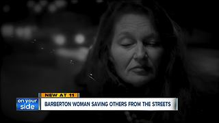 Former prostitute and addict helps others battle their drug addiction - Video