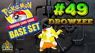 Pokemon Base Set #49 Drowzee | Card Vault