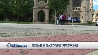 Report: Number of pedestrians killed by SUVs increasing - Video