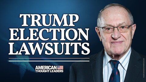 "Alan Dershowitz Condemns Blacklists of Trump Associates: ""It's a Fight for Liberty & Freedom"" 