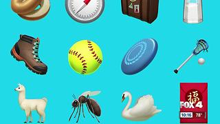 Apple releases new Emojis - Video