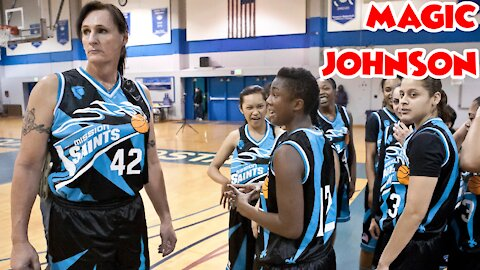50 Year Old Hero Transgender Joins Women's Basketball Team