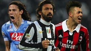 Serie A Team of the Season 2012-2013 - Video