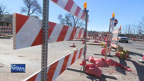 Some Omro residents concerned about construction