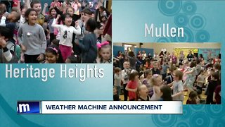 Andy Parker's Weather Machine Announcement April 2019