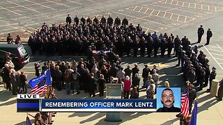 Remembering Milwaukee Police Officer Mark Lentz