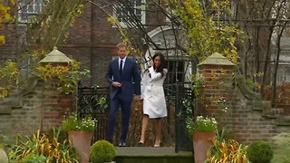 Meghan Markle and Prince Harry Expecting Royal Baby - Video