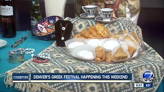 53rd annual Denver Greek Festival