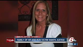 Family of hit-and-run victim wants justice - Video