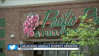 Man accused of brutal Greenfield beating arrested - Video