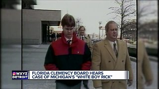 Florida clemency board hears case of Michigan's 'White Boy Rick'