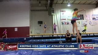 Keeping kids safe at athletic clubs - Video