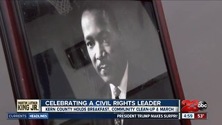 Celebrating a Civil Rights Leader