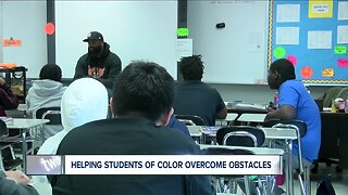 Program designed to help students of color overcome obstacles holds 5th annual conference