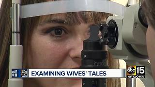 Wives tales: Fact vs. fiction - Video